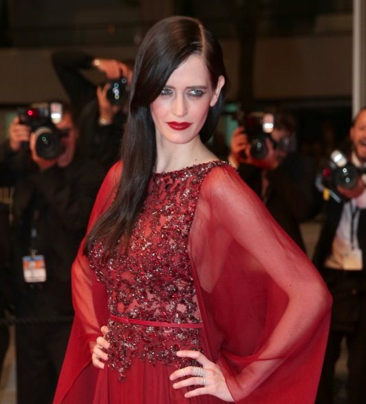 Der Beauty-Look von Eva Green
