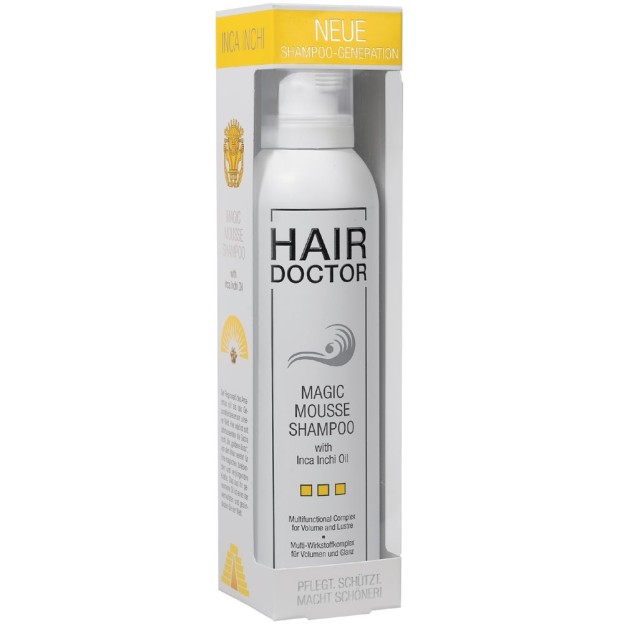 Editors Pick: Hair Doctor Magic Mousse Shampoo