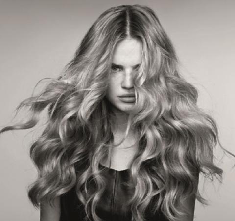 Frisuren-Inspiration: Easy Glamour