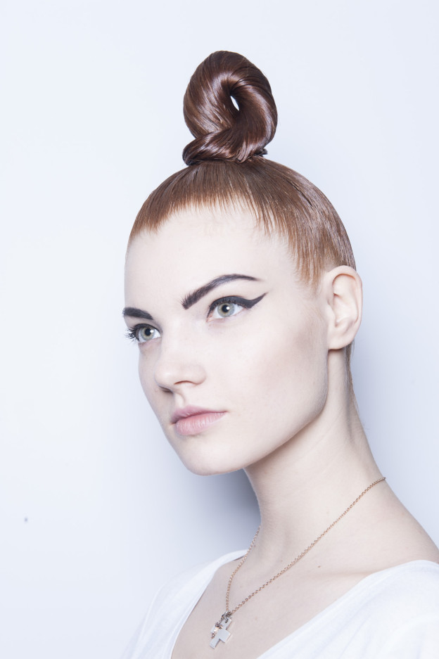 Backstage Beauty: Der Look von Jean Paul Gaultier