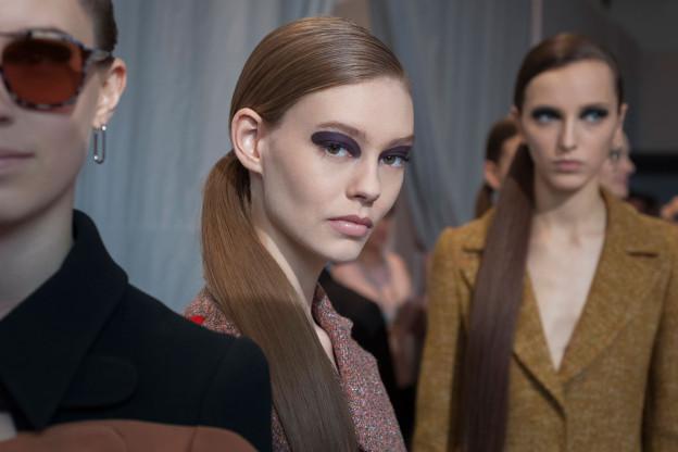 Beauty-Inspiration: Grafische Augenblicke bei Dior