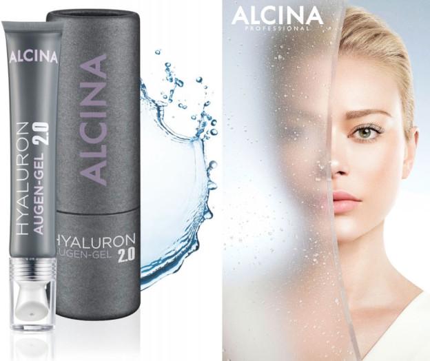 Editors Pick:  Alcina Hyaluron 2.0 Augen-Gel
