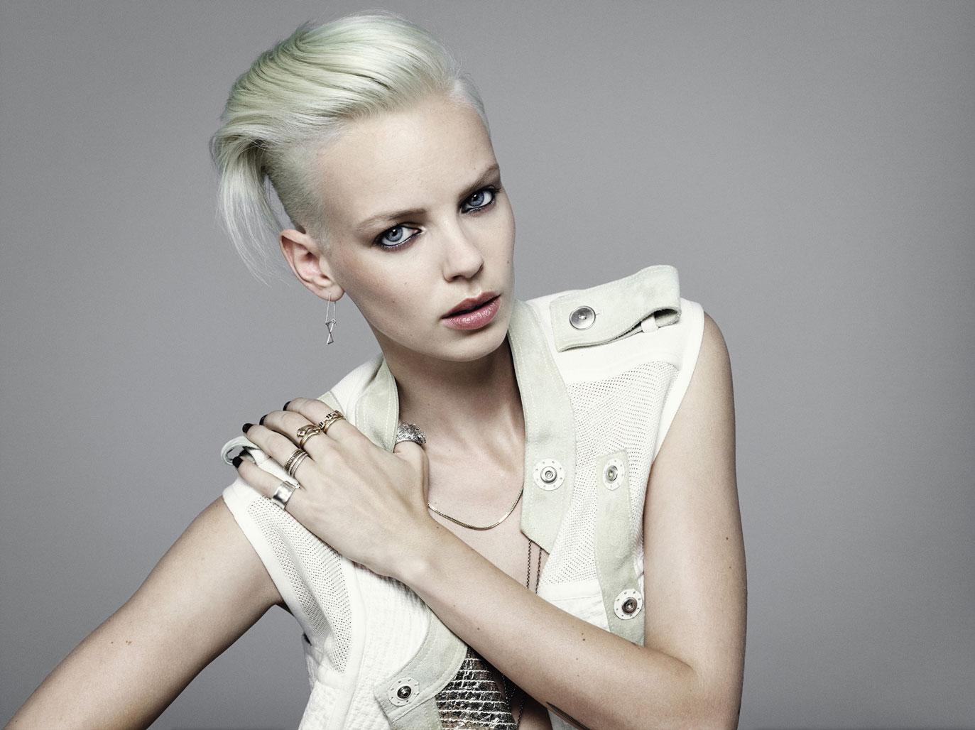 Frisur Farbe Das Neue Blond Im Pixie Cut Hagel Blog