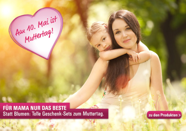 Die perfekten Muttertags-Geschenke: Reduzierte Sets von Aveda