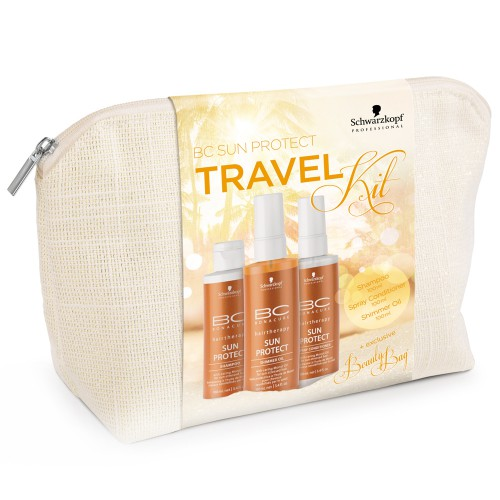 Beauty Editor's Pick: Schwarzkopf Professional BC Bonacure Sun Protect Travel Kit