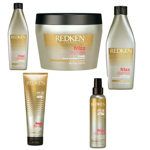 Must Haves der Woche: Redken Frizz Dismiss