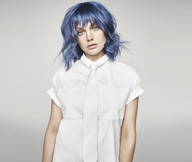 Hair-Trend 2016: Blau, blau, blau sind alle meine… Haare!