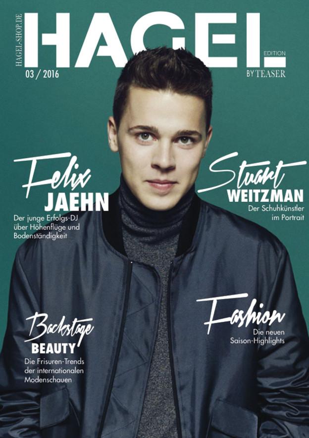 Lesestoff: Das HAGEL Magazin im März
