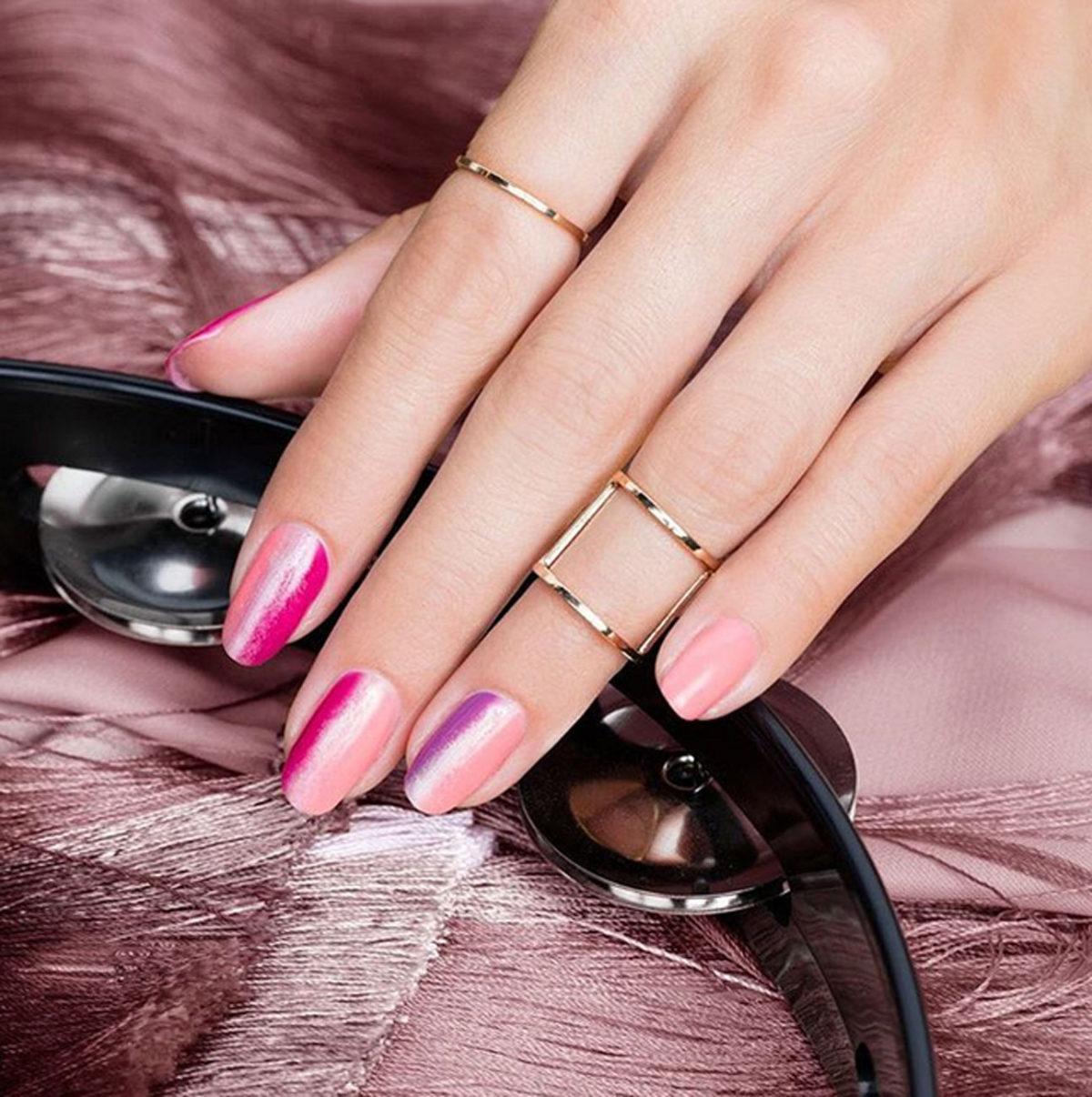 Beauty-Trend: Ombré auf den Nägeln!