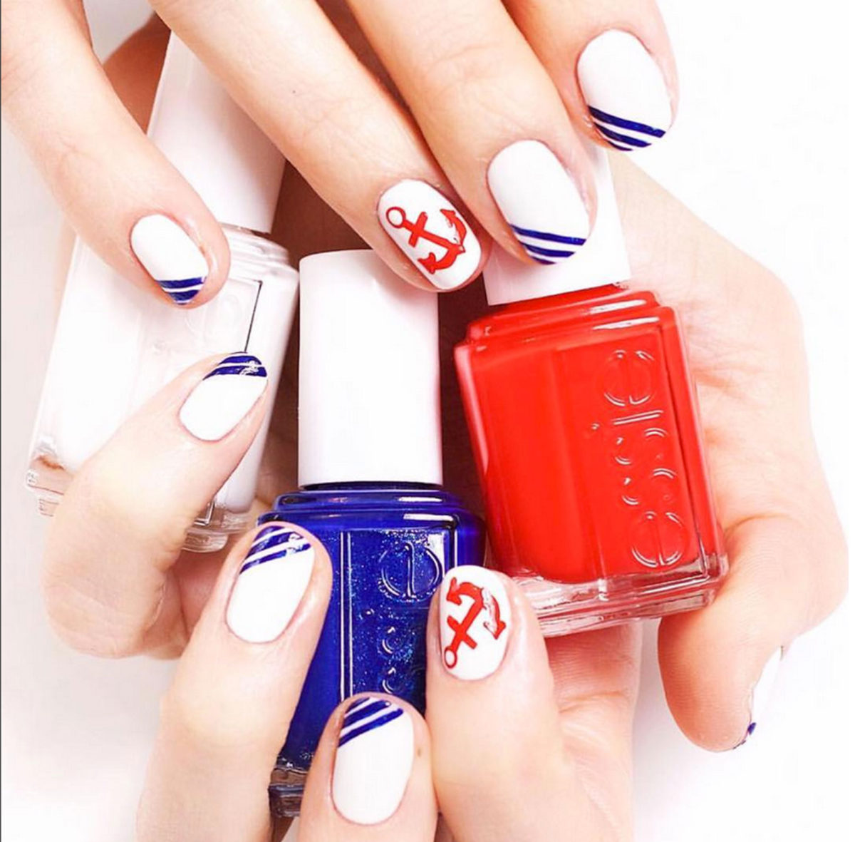 Beauty Inspiration: Maritimer Nagellack!