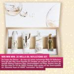 Facebook-Gewinnspiel: 3 x Wella Oil Reflection Set