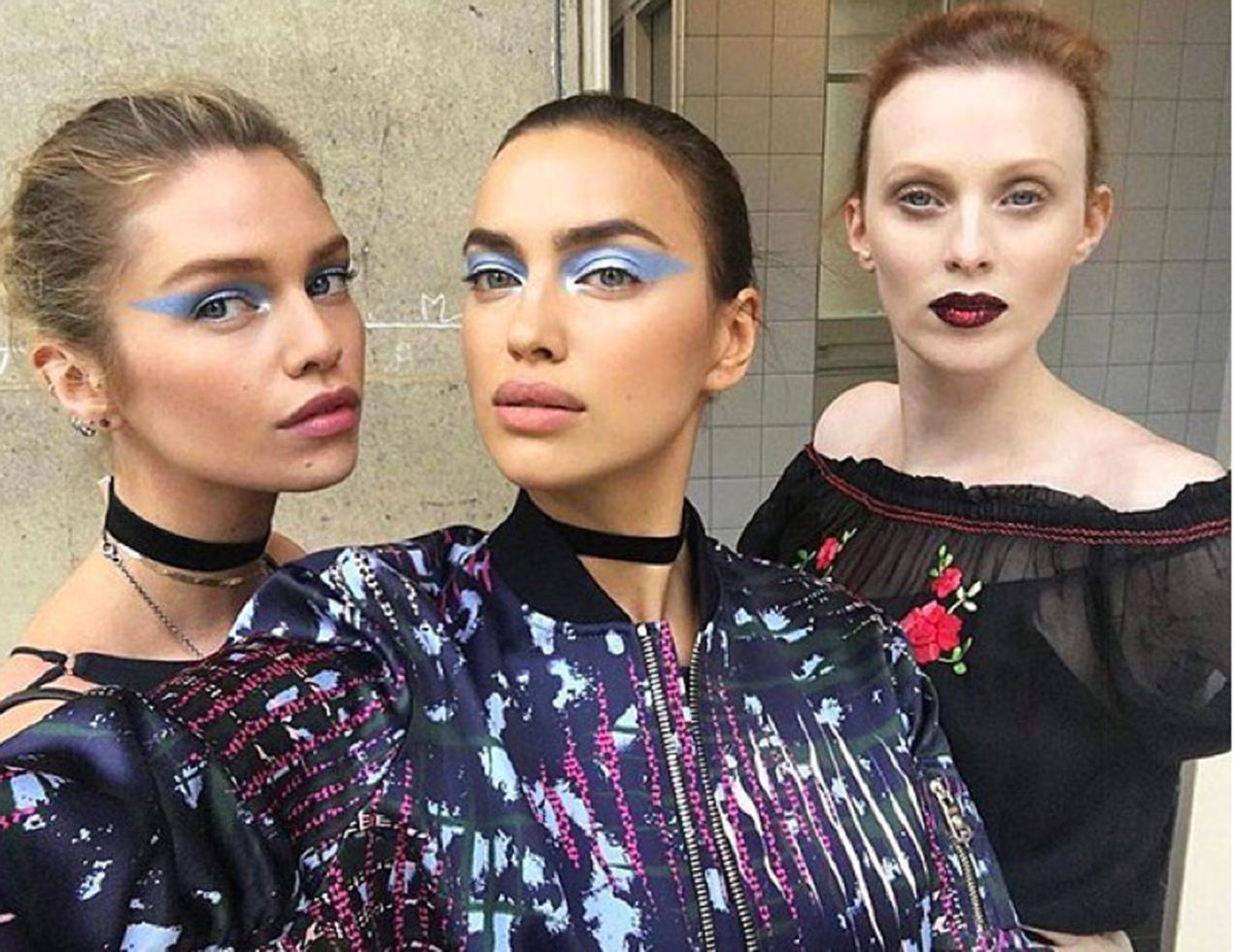 Beauty Inspiration: Blaues Auge!