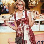 Frisuren Inspiration: Der Wiesn-Look von Bloggerin Caro Daur