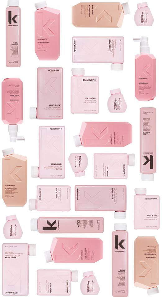 Must Haves der Woche: Pinke Produkte von Kevin Murphy im Zeichen gegen den Brustkrebs