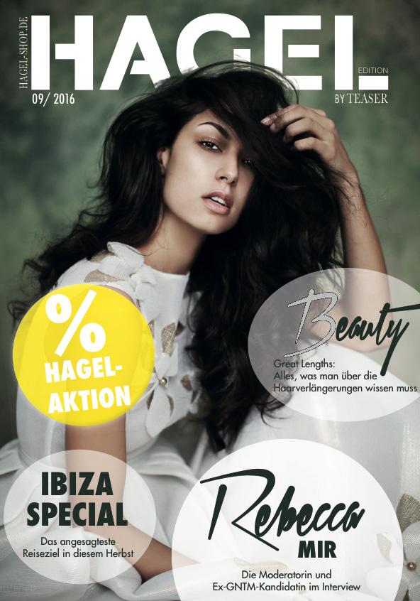 Neu: Das HAGEL Magazin im Oktober!