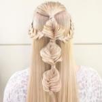 Frisuren-Inspiration: Der Feiertags-Flechtlook