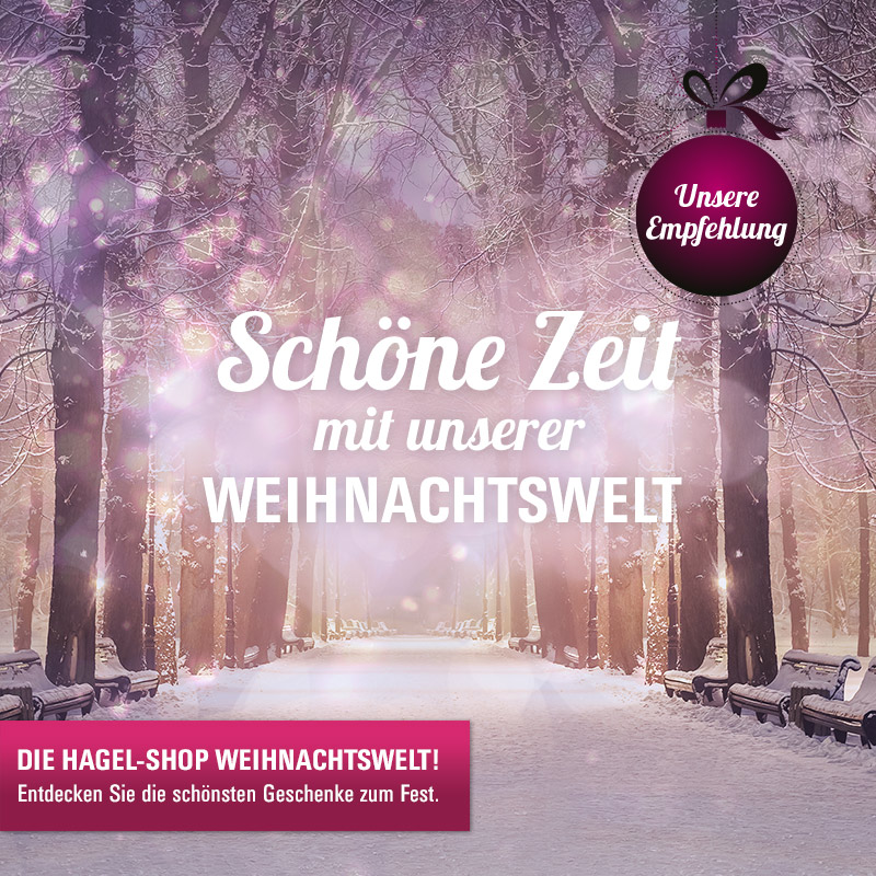 Must Haves der Woche: Die Geschenke-Sets aus der HAGEL Weihnachtswelt!