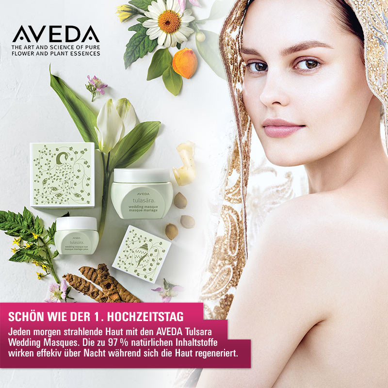 Editors Pick: Aveda Tulasara Wedding Masque
