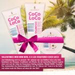 Facebook-Gewinnspiel: 4 x Lee Stafford CoCo LoCo zum Valentinstag