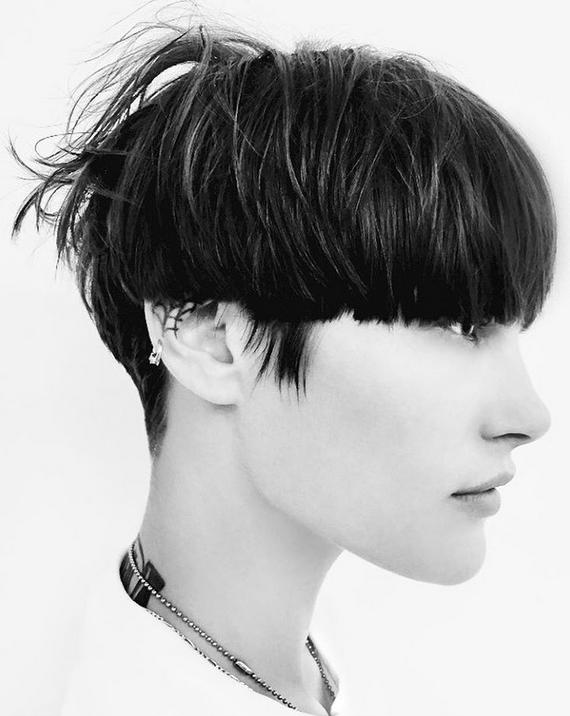 Backstage auf der New York Fashion Week: 5 dramatische Verwandlungen durch Redken's Guido Palau bei Alexander Wang