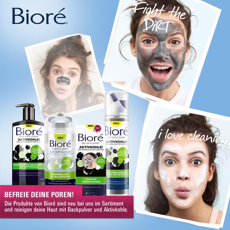 Must Haves der Woche: Porentiefe Reinigung von Bioré!
