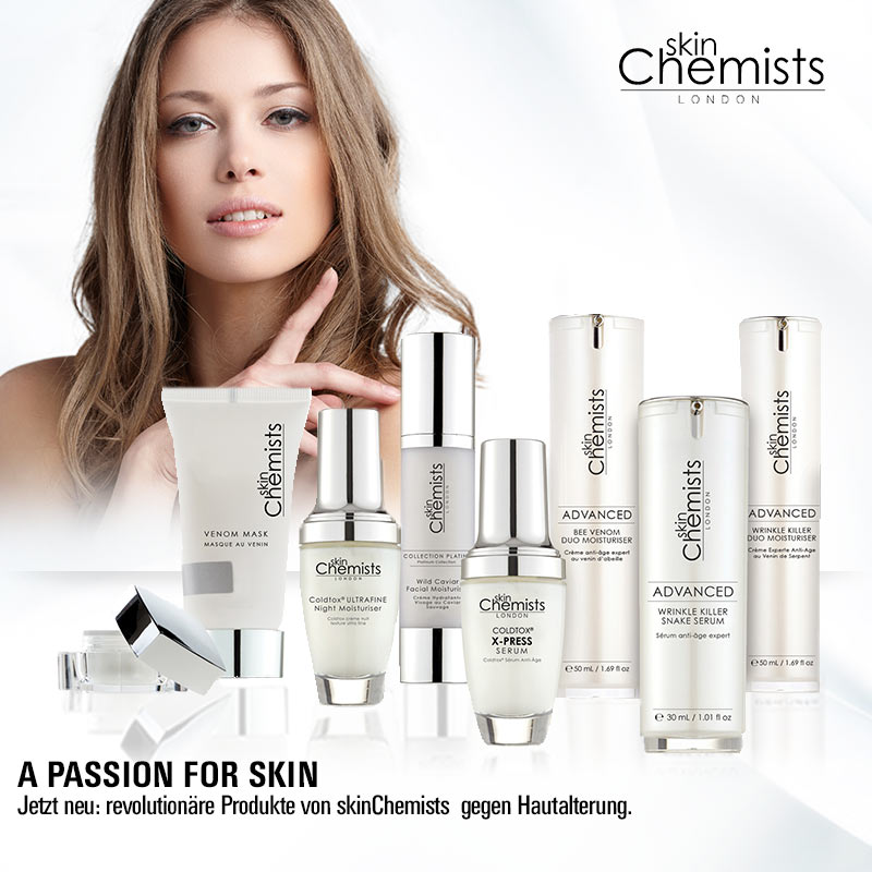 May we introduce… Skin Chemists!