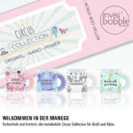 Must Haves der Woche: Invisibobble Circus Collection!
