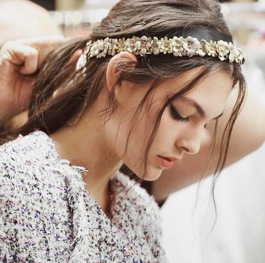 Frisuren-Inspiration: Die Krönung von Chanel!