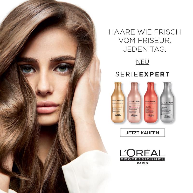 Neues von L'Oréal Serie Expert: Relaunch und neue Produkte!
