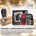 Facebook- & Instagram-Gewinnspiel: American Crew & Redken zum Vatertag!