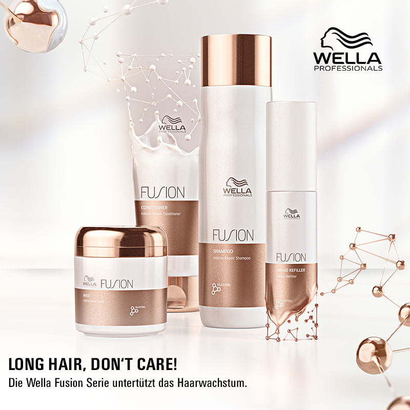 May we introduce… Wella Professionals Fusion!