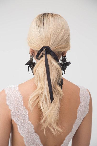 Backstage Bridal Beauty: Der Brautlook von Moroccanoil und Marchesa!