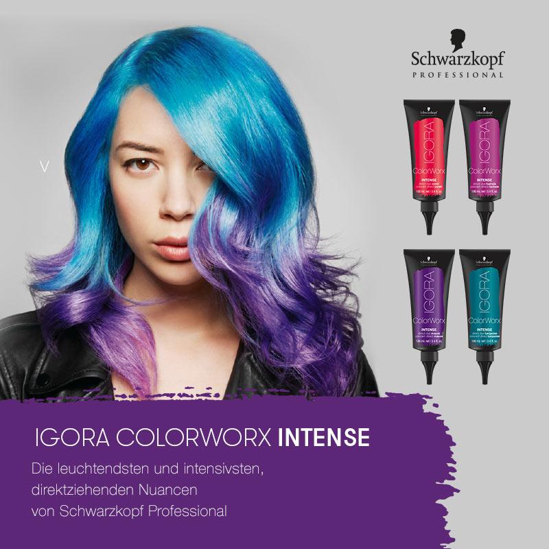 Bunte haarfarben bestellen