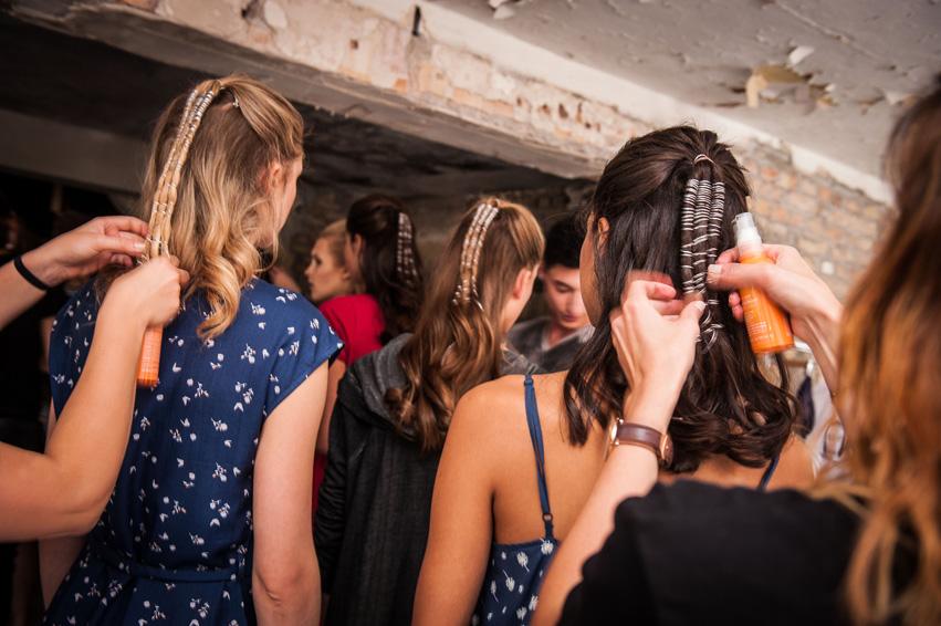 Frisuren Inspiration: Die Berlin Fashion Week Trends von Aveda