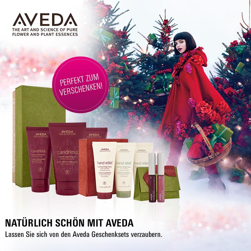 Must Haves der Woche: Die Geschenksets von Aveda!