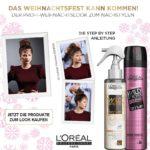 Frisuren-Inspiration: Der Weihnachts-Look zum Nachstylen!