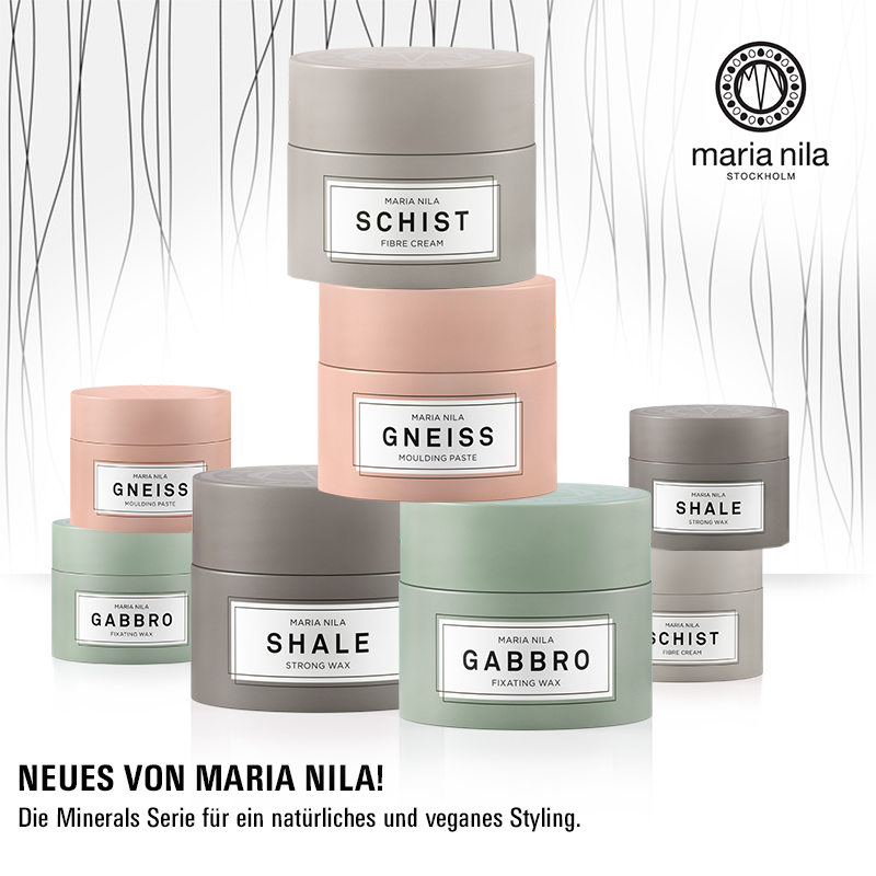May we introduce… Maria Nila Minerals!
