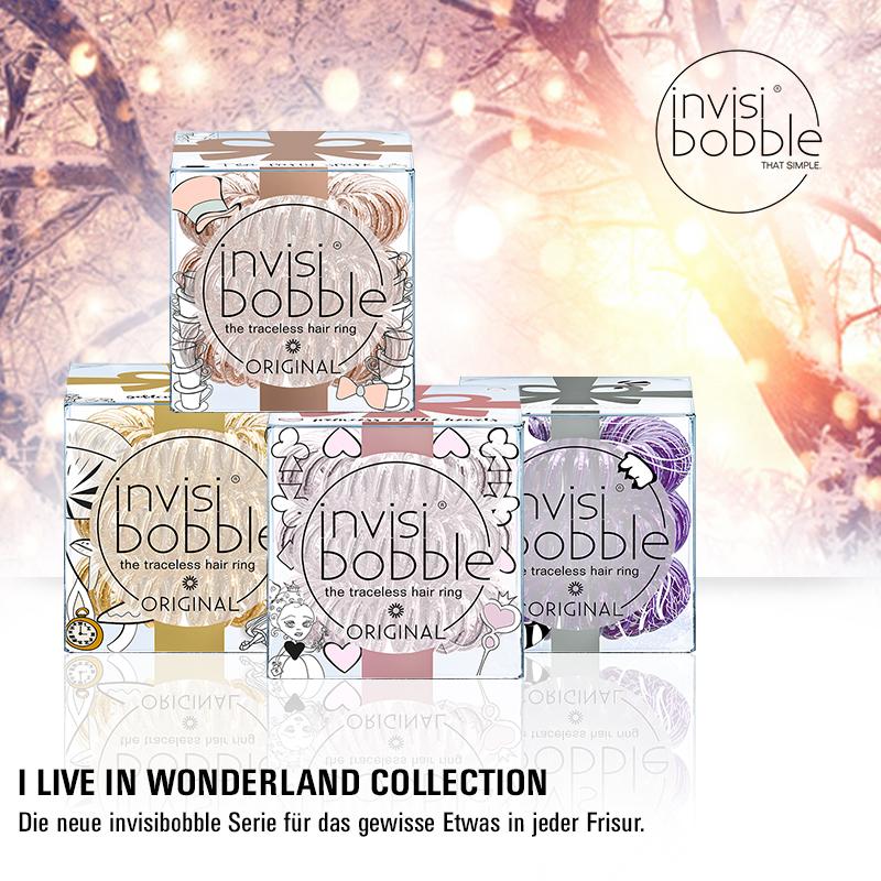 Editors Pick: Die Invisibobble Wonderland Collection!