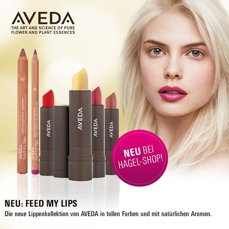 Must Haves der Woche: Feed my Lips von Aveda!