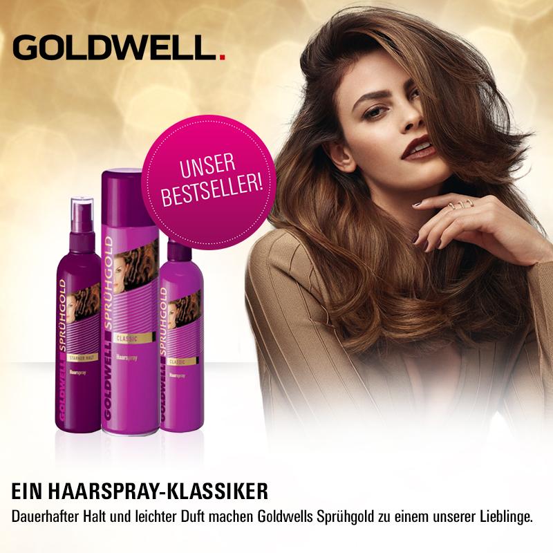 Editors Pick: Goldwell Sprühgold!