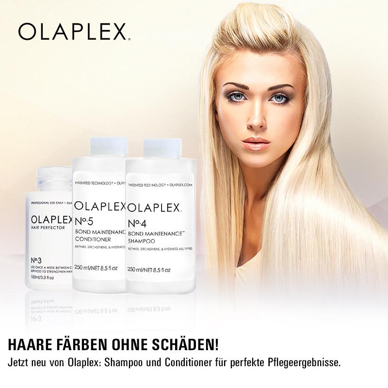 Jetzt vorbestellen: Die neue Pflege von Olaplex!