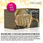 Facebook-Gewinnspiel: 5 x Declaré Caviarperfection Sets!