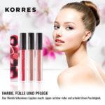 Must Haves der Woche: Die Morello Voluminous Lippenfarben von Korres!