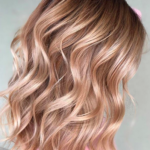 Farb-Inspiration: Cheers to Champagne Balayage!