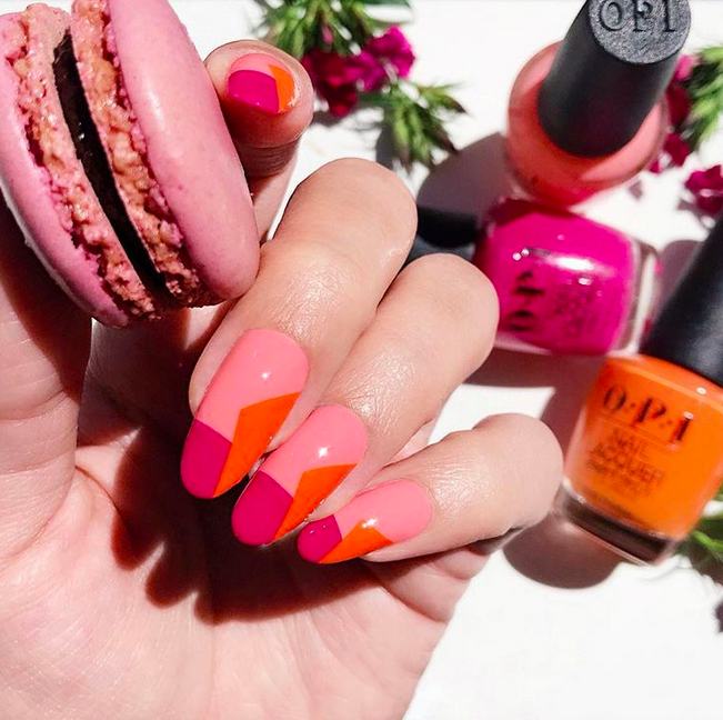 Nail-Inspo: Nagelkunst mit der OPI Grease-Collection!