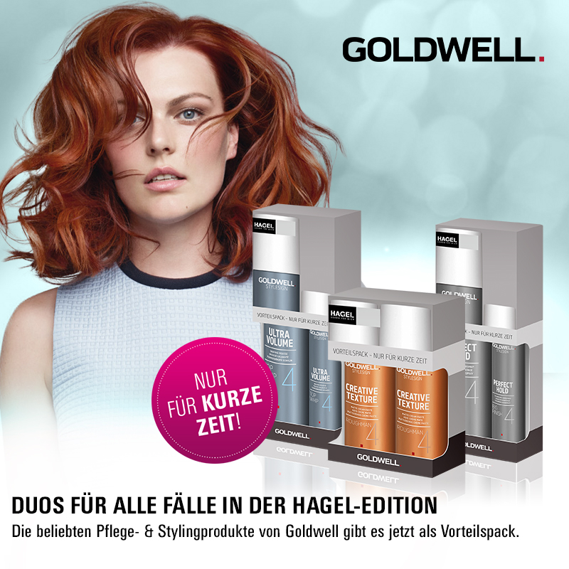 Must Haves der Woche: Goldwell Duos in der HAGEL Edition!