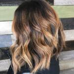 Farb-Inspiration: Tortoise Shell für brünettes Haar!