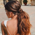 Frisuren Inspiration für den Sommer: Der Low Ponytail!