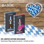 Wichtig für die Wiesn: Die Babor Ampullen in der Oktoberfest Edition!