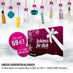Vorfreude auf Weihnachten steigern: Der HAGEL Adventskalender!